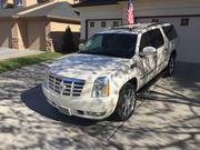 Cadillac Escalade 52600 miles