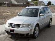 VOLKSWAGEN PASSAT Volkswagen Passat W8