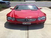 Mercedes-benz Sl-class 57292 miles