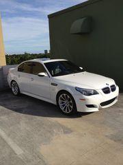 2008 BMW 5-Series M