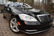2013 Mercedes-Benz S-Class LUXURY-EDITION