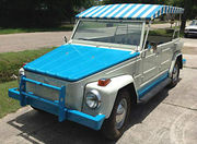 1974 Volkswagen Thing Acapulco