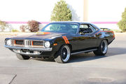1973 Plymouth Barracuda Barracuda CUDA Pro Touring