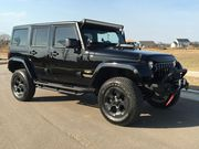 2015 Jeep WranglerSahara Unlimited