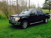 2013 Ford F-150XLT 5780 miles