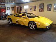1990 Ferrari 348 TS 42526 miles