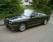 1991 BMW M32-Door Cabriolet