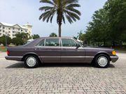 1991 Mercedes-Benz S-Class
