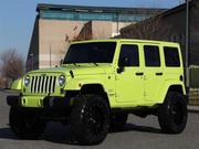 Jeep 2016 2016 Jeep Wrangler UNLIMITED SAHARA